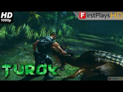 Turok - PC Gameplay 1080p