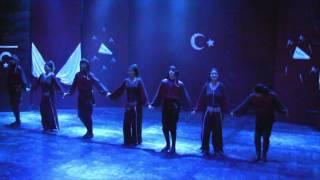 Турецкий национальный танец.HD