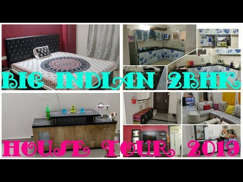 Big Indian 2bhk Full  House Tour  2019/ Hyderabad House Tour / SuperStylish Namrata /