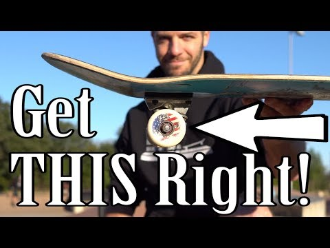 How To Pick Skateboard Wheels (Finding The IDEAL Diameter/Durometer)