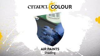Air Paints: Shading