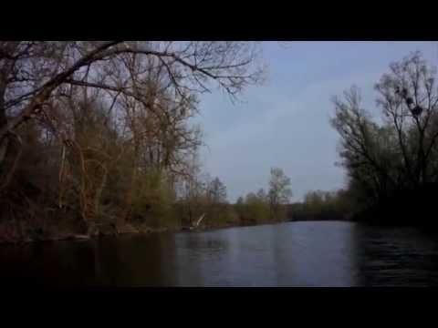 Весна. Річка Псел. Великі Сорочинці. Україна \ Spring. River Psel.Velyki Sorochyntsi. Ukraine.
