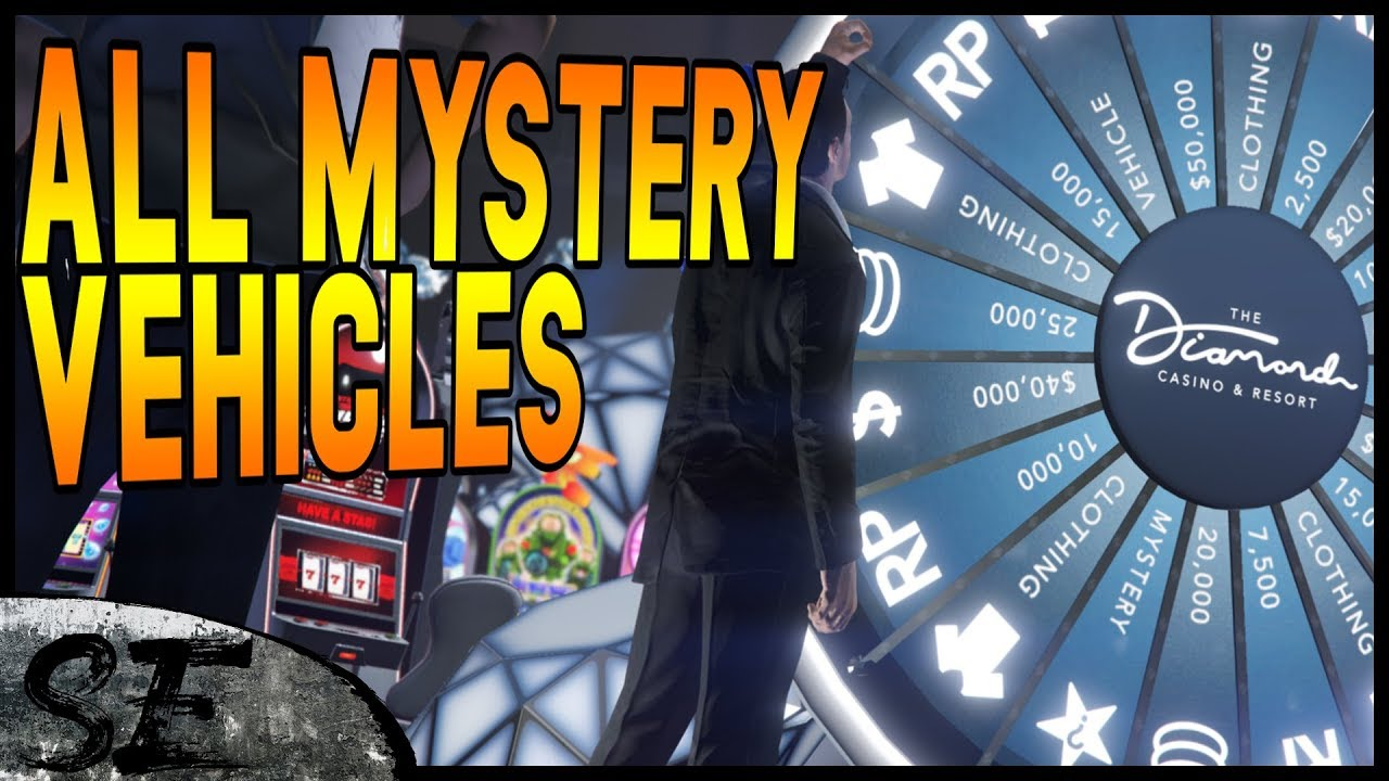 Gta Online Casino Mystery Preis