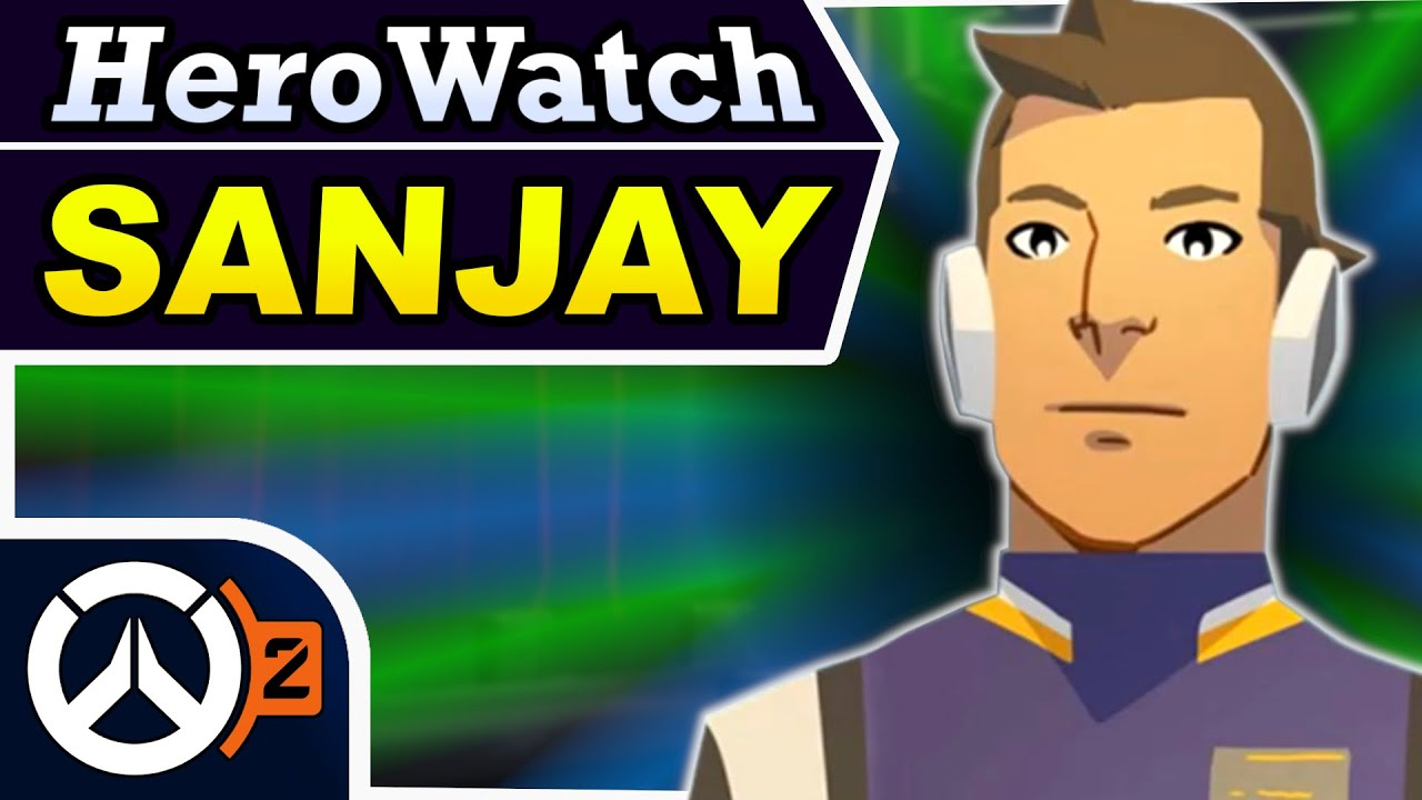 Download Overwatch 2 - SANJAY KORPAL New Hero Candidate Breakdown (HeroWatch)