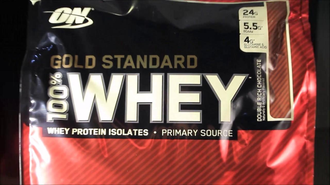 9dd9fd3d6 ON (Optimum Nutrition) Gold Standard 100% Whey Protein