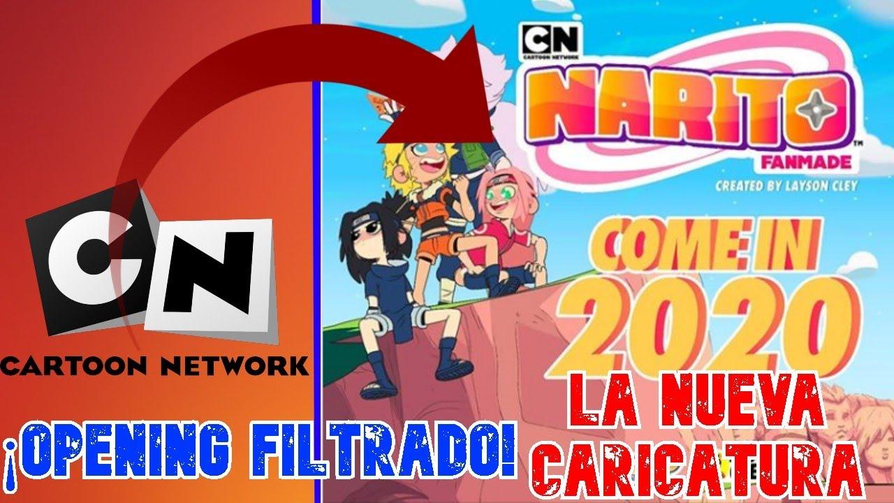 """NARITO"""" la NUEVA SERIE de CARTOON NETWORK!! - Classic Box ..."""