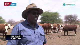 Why Kathurima is shining in beef farming in Botswana