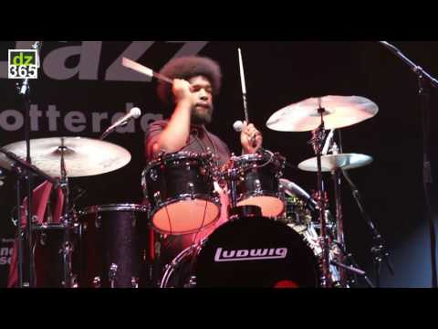 Ahmir 'Questlove' Thompson - Drum & Percussion Solo with The Roots