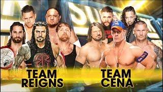 WWE Survivor Series 2017 Dream & Predictions Match Card (HD)