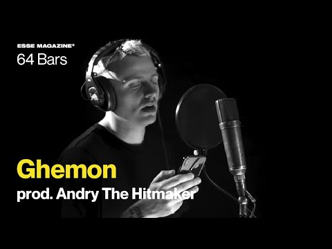 Ghemon - 64 Bars (Prod. Andry The Hitmaker) | Sto Magazine