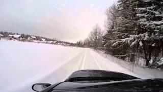 Mitsubishi Outlander XL Urban TANK 3.0 V6 Snow Part 1