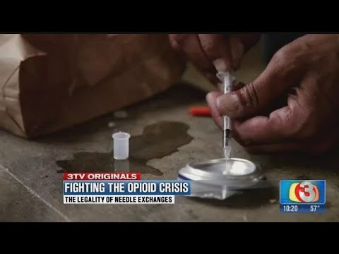 Why Are Needle Exchanges Illegal?