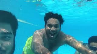IPhone X Underwater Testing