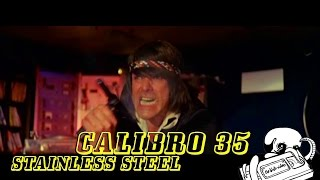 CALIBRO 35 - STAINLESS STEEL // ROMA A MANO ARMATA (1/4)