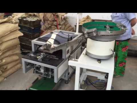 CP13 Auto Counting and Packing Machine Counting part