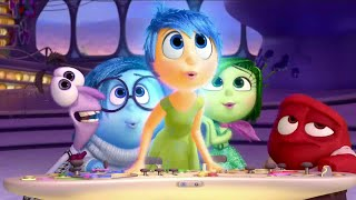 INSIDE OUT Exclusive New Look (2015) Pixar Animated Movie HD