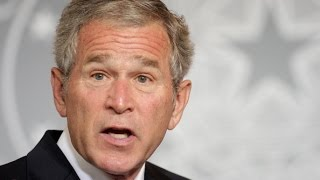 George W. Bush Charged $100K To Speak At Homeless Shelter