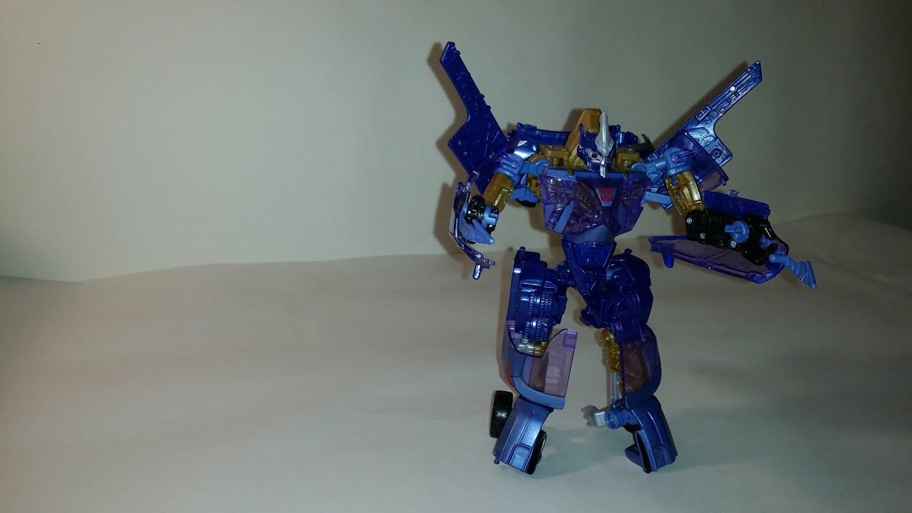 Transformers Revenge Of The Fallen Deluxe Class Electrostatic Jolt