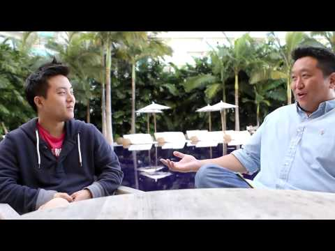 Nonstop Honolulu interview with David Choi