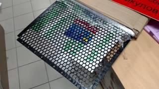 Пластиковая сетка для тюнинга упаковка на отправку, посылка в Россию(мы тут http://nik-tuning.com.ua отправляем в Россию, упаковка - много картона, но все равно проверяйте целостность при..., 2017-02-01T10:27:02.000Z)