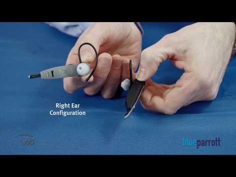VXi BlueParrott® Reveal Adjustment