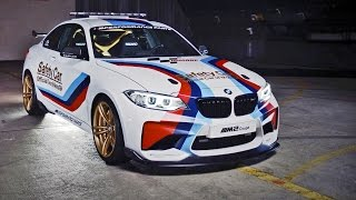 BMW M2 MotoGP Safety Car 2016 Videos