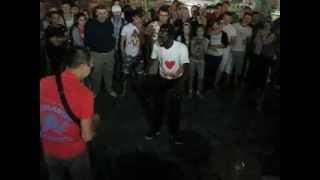 Танцуй Джими, танцуй! Москва, Манежная площадь 14.07.13