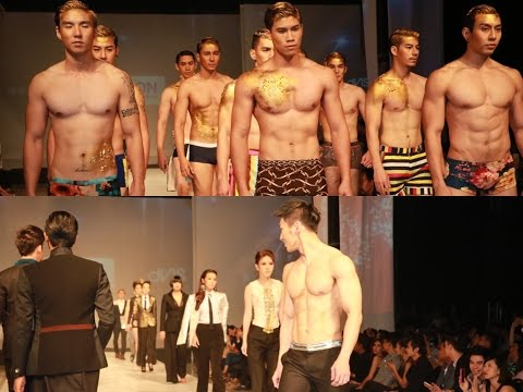 dVIS Sexy Fasion Show Autum-Winter 2014 (HD) thumbnail