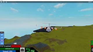 Roblox Plane Crazy : boeing C-17 showcase