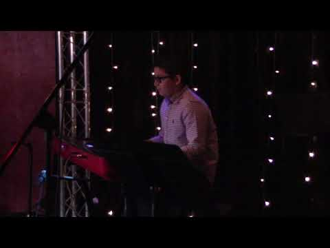 Valencia Music Spring Showcase - AJ- Ode to Joy by Beethoven  and Light and Blue by Faber & Faber