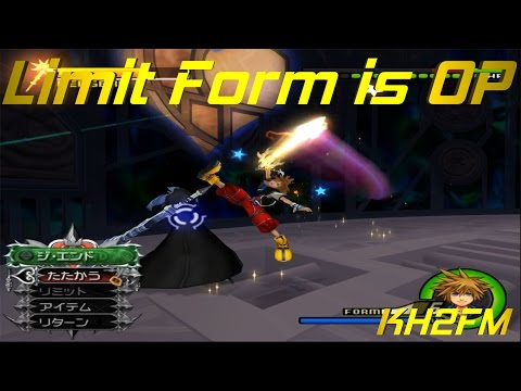 KH2FM: Why Limit Form is OP