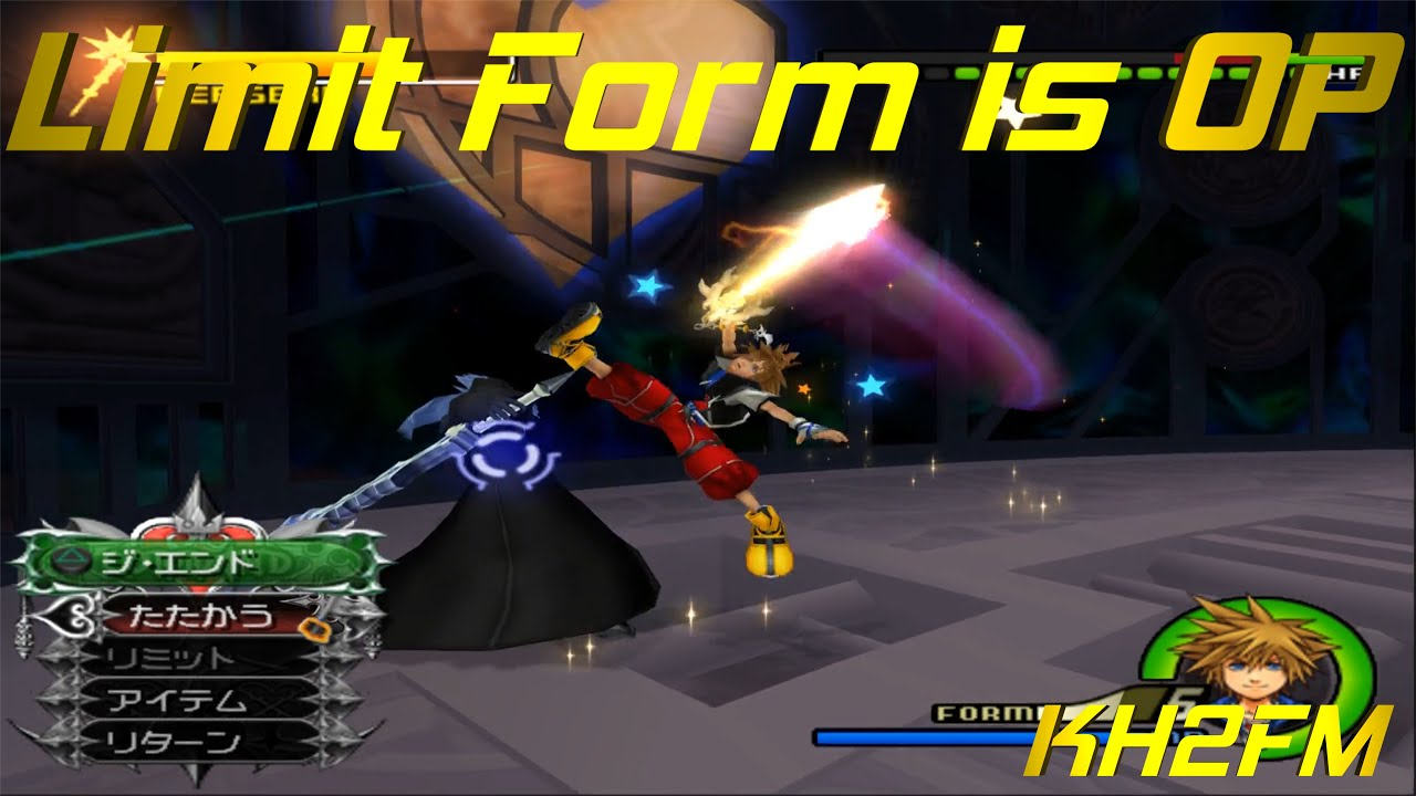 KH2FM: Why Limit Form is OP - YouTube