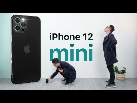 Đánh giá rất chi tiết iPhone 12 mini: cần xem kỹ trước khi mua!