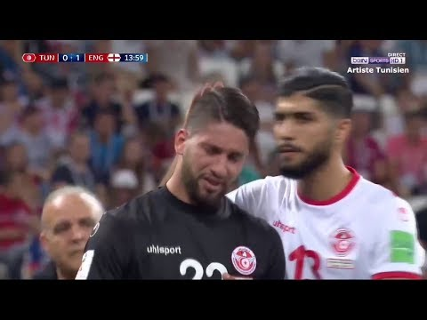 Match Complet Tunisie vs Angleterre  18-06-2018 [Coupe du Monde 2018]