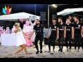 بنت شقرا لبنانية 😍 على الأول دبكة نااااار | Lebanese 🇱🇧 Girl Dabke