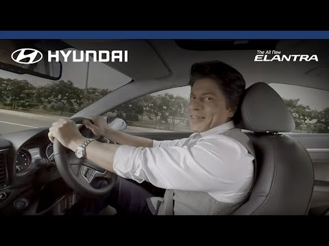 Hyundai | All New Elantra | 360 Experience | Drive with Shah Rukh Khan