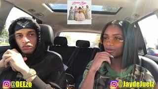 Part 1 Nicki Minaj Barbie Tingz Reaction #CarChronicles @JaydeJuelz