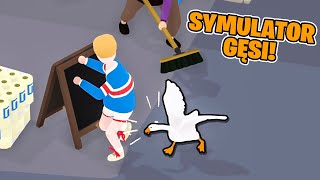 GĘŚ TERRORYZUJE MIASTO!  Untitled Goose Game #02   Vertez