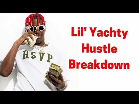 Lil' Yachty's Major Keys to Success, Networking and Branding - Teenage Emotion Hustle Breakdown