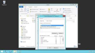 Windows-Berechtigungen Tutorial: Rechte vererben |video2brain.com