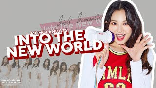 "How Would Momoland OT9 (모모랜드) Sing ""Into the new world"" (Gir…"