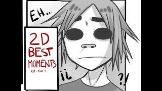 2D best moments