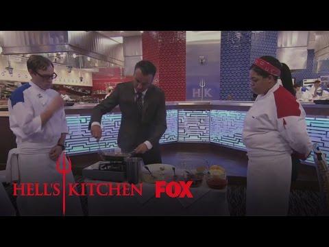 Italian Night  Season 13 Ep. 5  HELL'S KITCHEN
