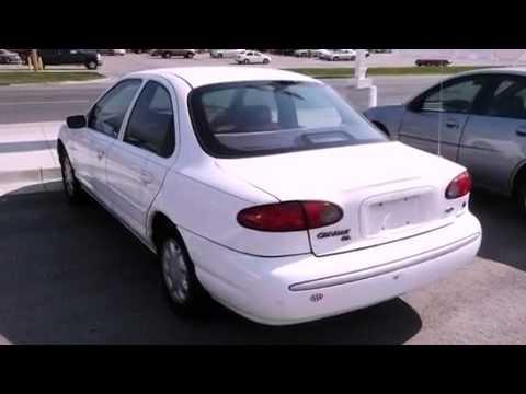 ford contur 1995 года