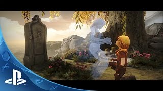 Brothers: A Tale of Two Sons - Launch Trailer | PS4