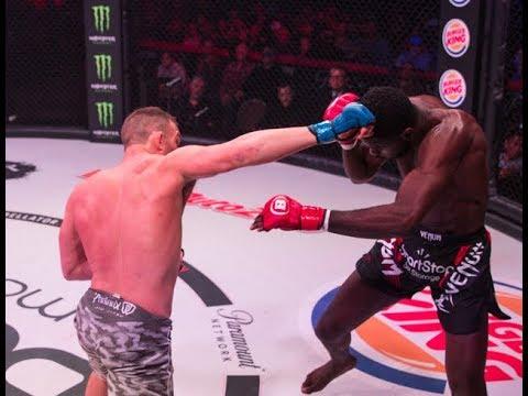 Bellator 210 Highlights: John Salter Bests Chidi Njokuani - MMA Fighting