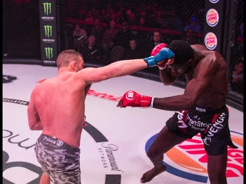 Bellator 210: Njokuani vs. Salter - Highlights