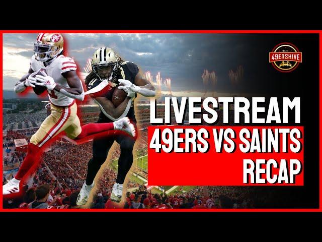 49ers VS Saints Recap Livestream | NFL Top Picks 2020 |🎭