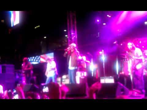 Kid Rock  - GoDaddy Christmas party