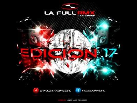 Nico La Full Rmx's - Mashup Exito ! Track Full